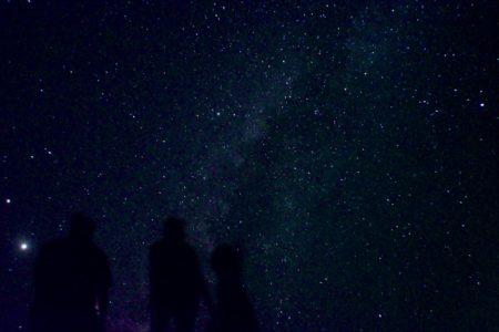 星空、石垣島