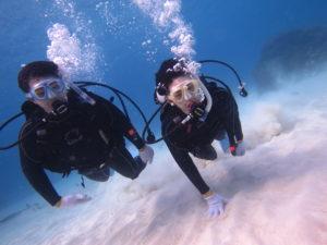 石垣島のスキューバダイビング