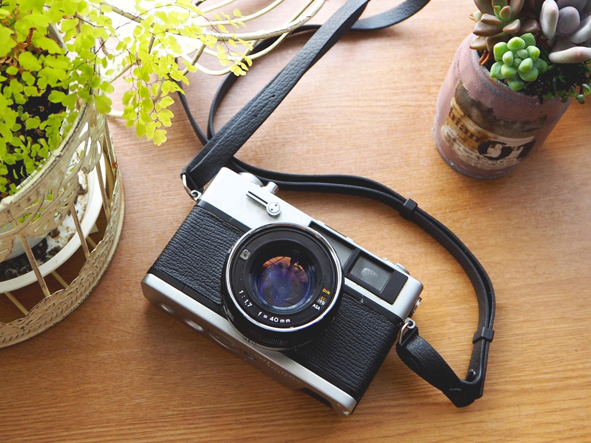 石垣島旅行に必要なカメラ