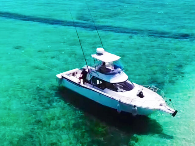 石垣島釣りツアー