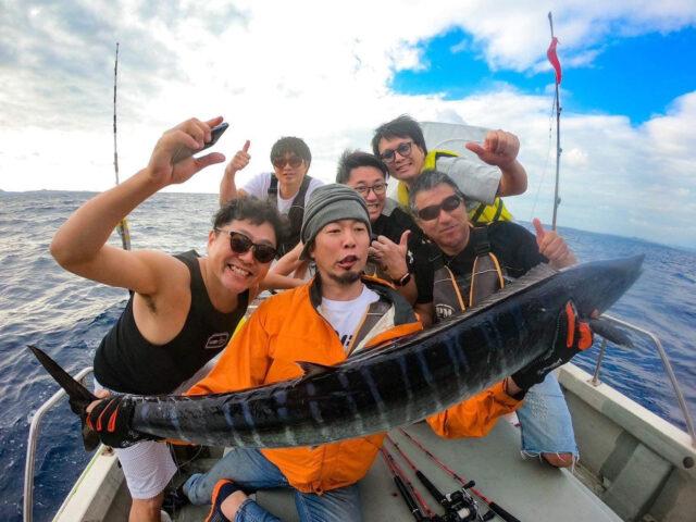 【トローリング(海釣り)】石垣島で体験トローリングしよう!(No.498)