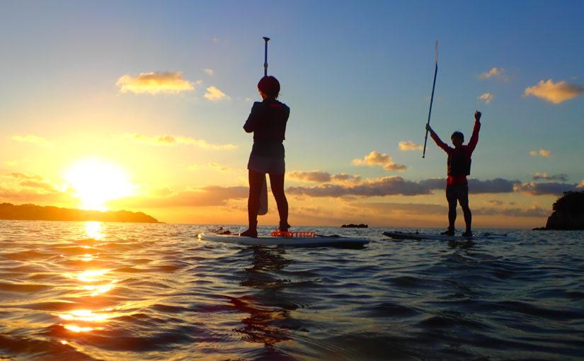 石垣島の日の出