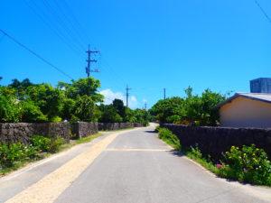 県道黒島港線