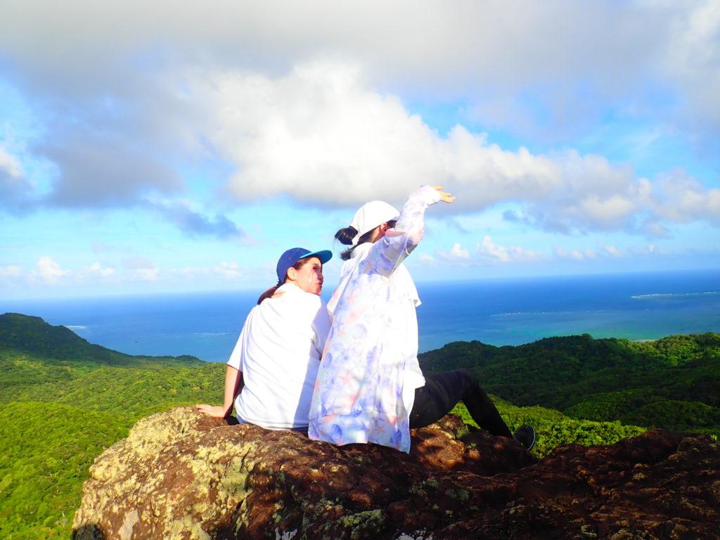 石垣島のトレッキング