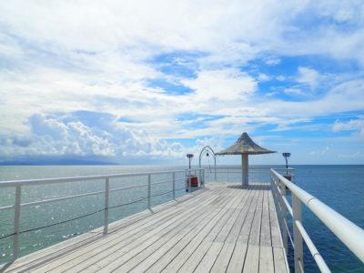 石垣島、フサキビーチ