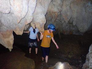 西表島鍾乳洞