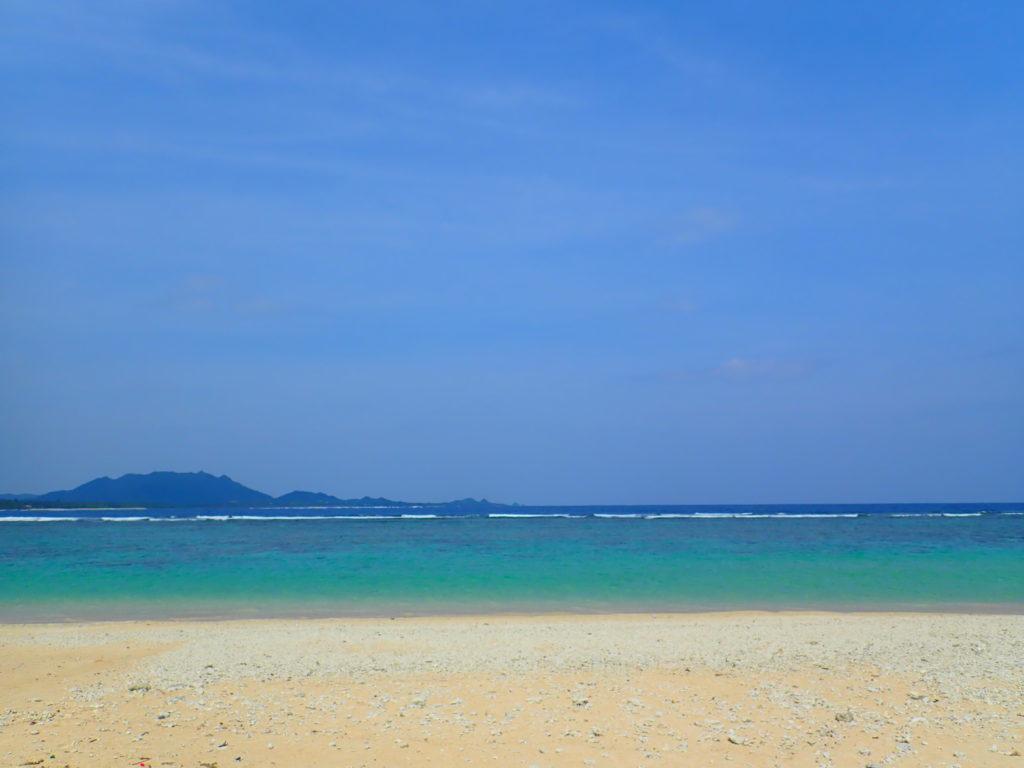 石垣島の米原ビーチ