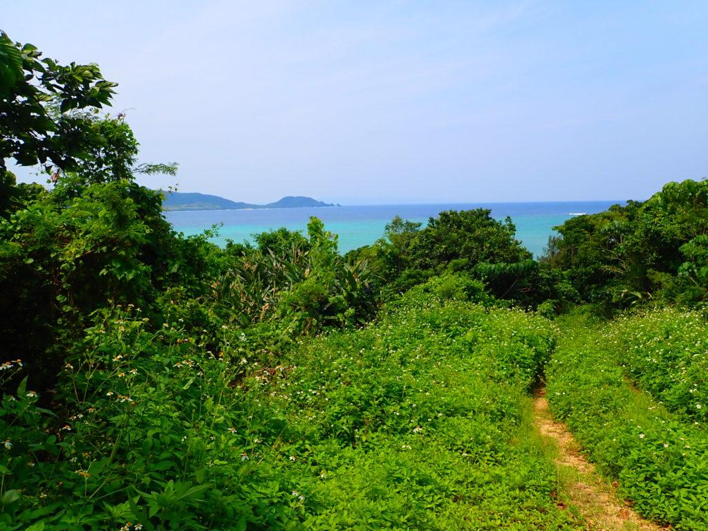 川平石崎展望台