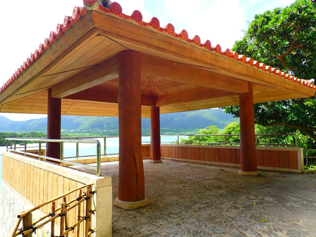 川平公園展望台