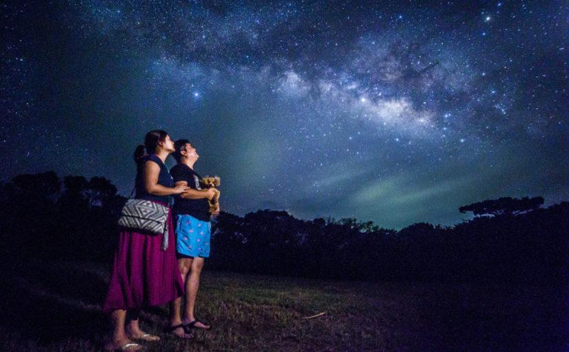 石垣島北部,満天の星空ツアー,星空フォト,天の川