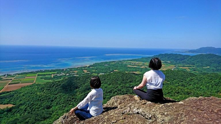石垣島 野底マーぺー 景色