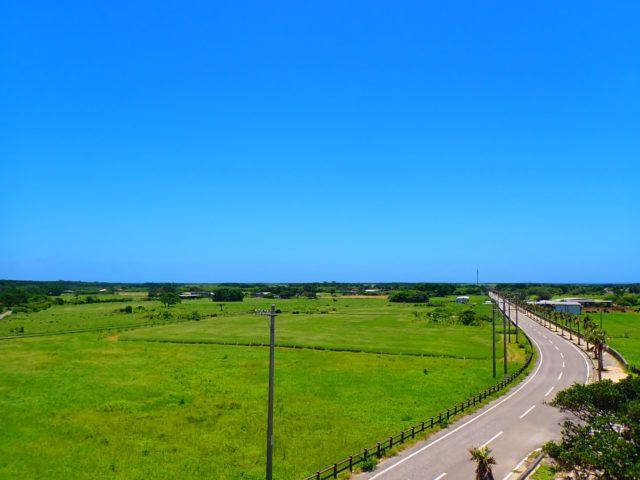 黒島展望台からの眺め