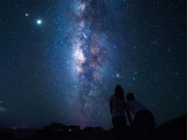 石垣島,星空フォトツアー,友達と,天の川,星空プロポーズ