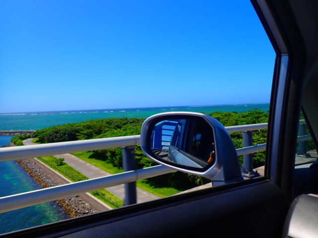 レンタカーで石垣島旅