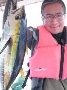 石垣島で釣り
