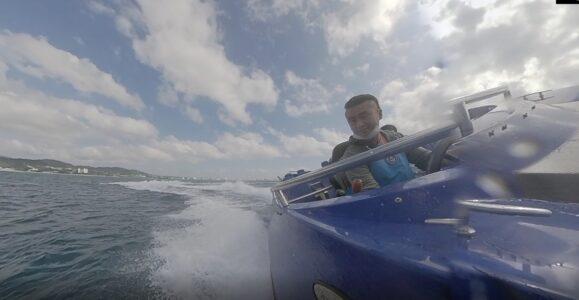 石垣島初上陸!ジェットボートクルージング(No.497)