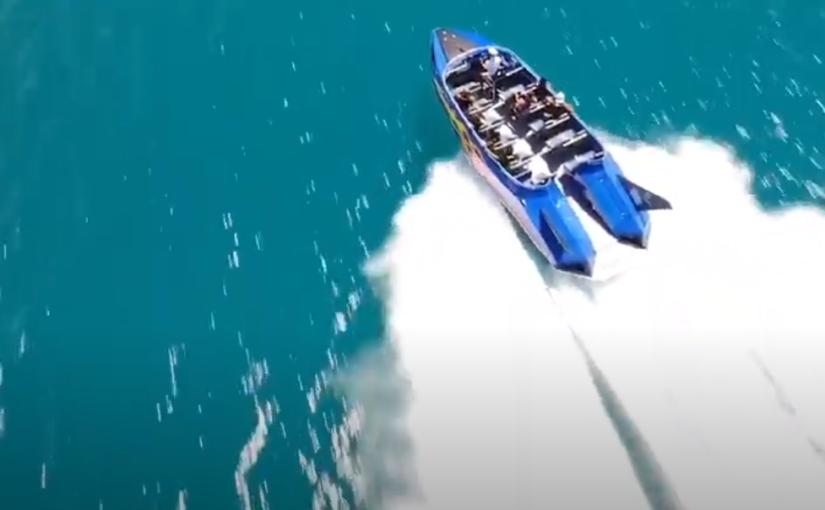 石垣島でスリル満点ジェットボートクルージングを楽しもう