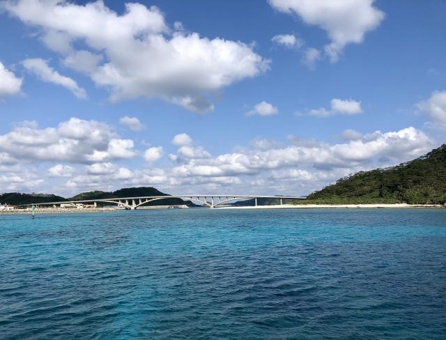 阿嘉島 景観