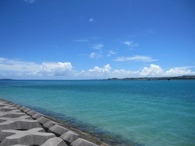 浜比嘉島 景観