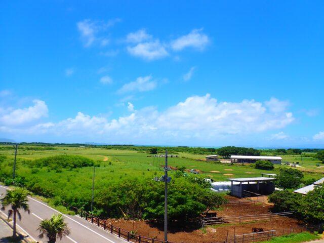 黒島展望台 景観