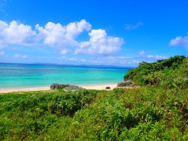 波照間島 ニシバマビーチ