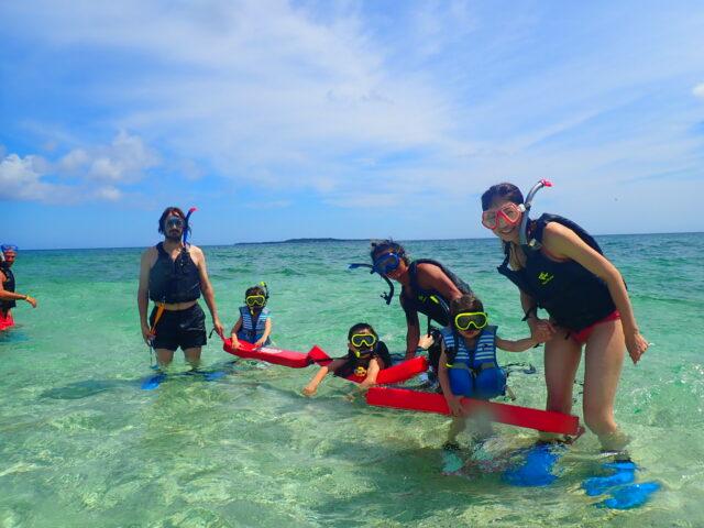 西表島 星砂ビーチ